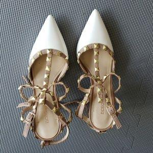 BCBG generation studded high heel
